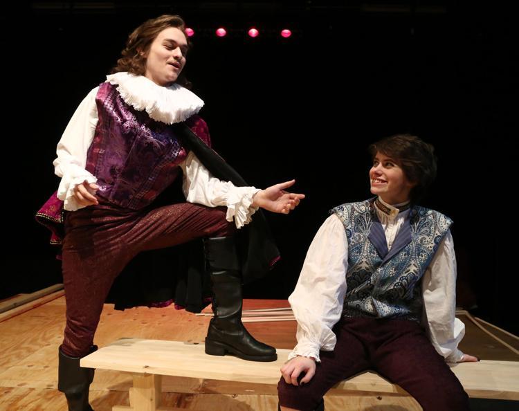 """McLennan Theatre's """"Twelfth Night"""""""