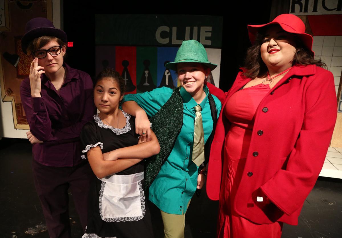 "Jubilee Theatre - ""Clue"""
