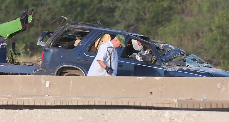 Fatal I-35 crash backs up traffic | Traffic | wacotrib com