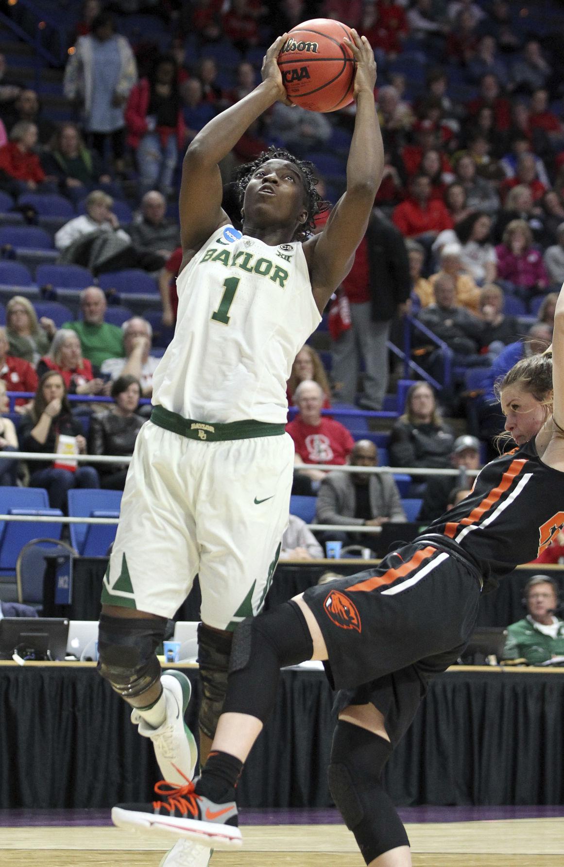 NCAA Oregon St Baylor Basketball