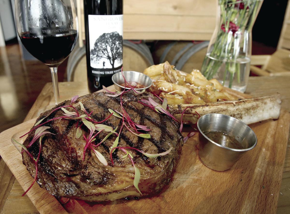 BTK Tomahawk steak