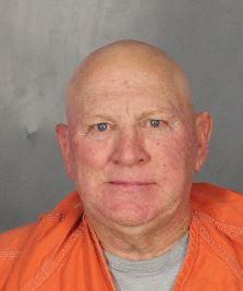 Stan Hickey jail mug