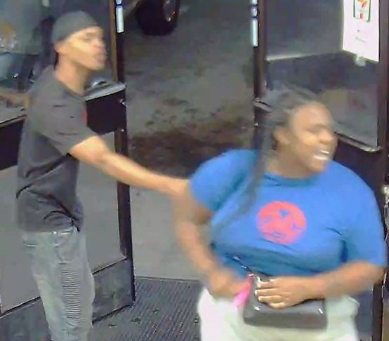 Woodway suspects