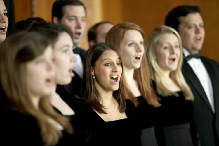 Baylor A Cappella Choir | Music | wacotrib com