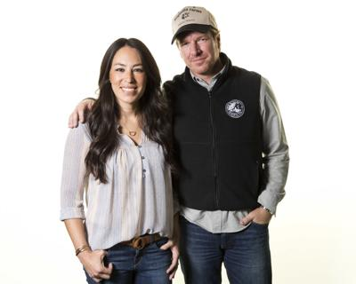 Chip and Joanna Gaines step up to help lead a new TV network