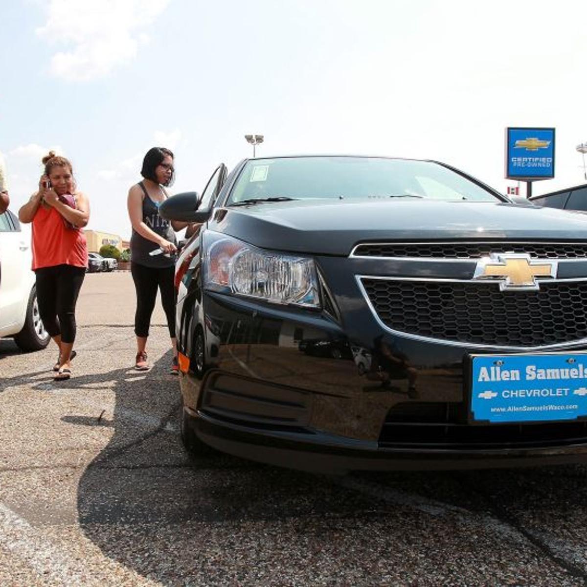 Allen Samuels Chevrolet Waco >> Autonation To Buy Waco Based Allen Samuels Auto Group