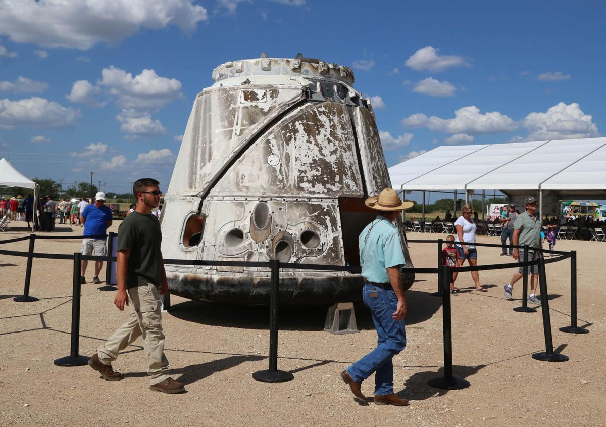 spacex flexing economic muscle in central texas business