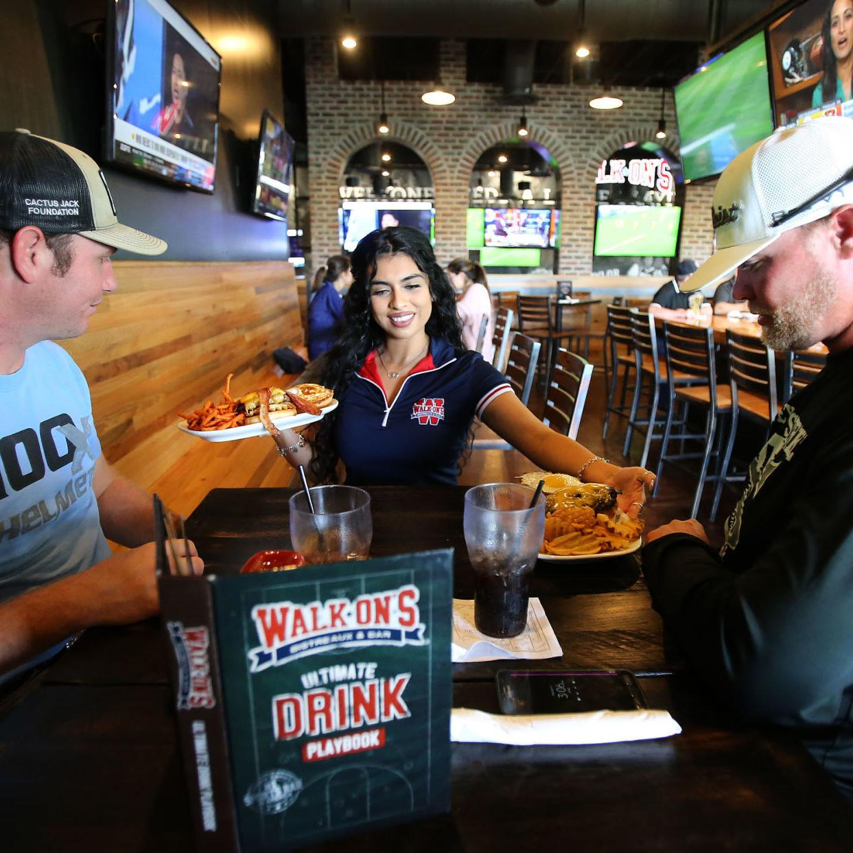 Restaurants Have Big Impact On Waco Sales Tax Rebates Business