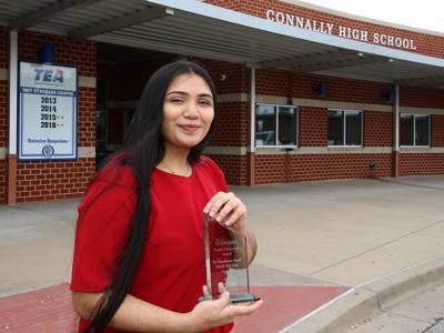 Rotary youth award - Tisa Gandhi