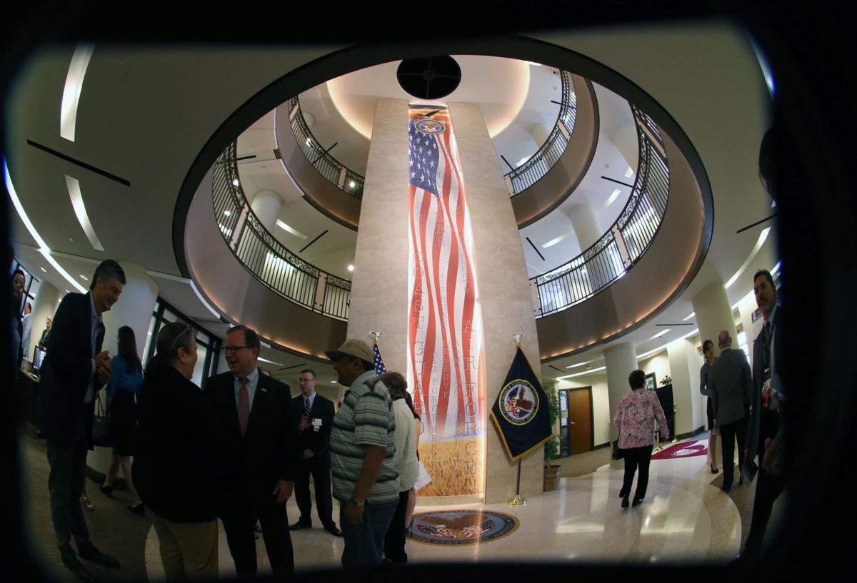 Waco Visn 17 Center Of Excellence Dedication April 20