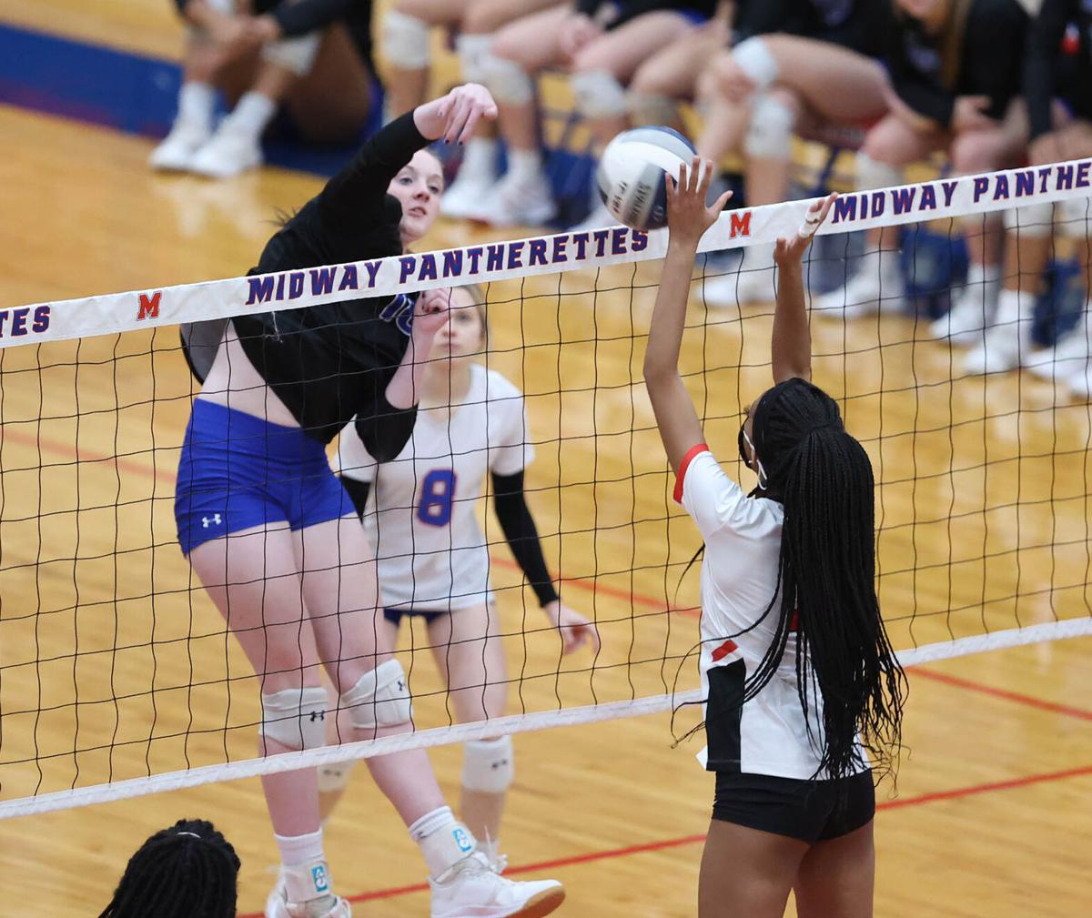 Midway Waco Volleyball