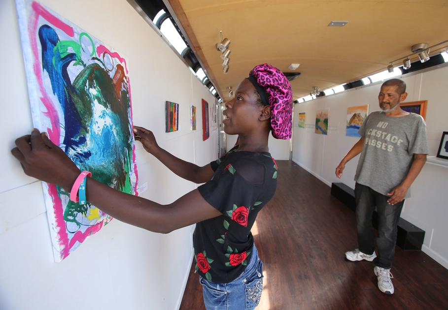 Exhibit shows fruit of Salvation Army, Art Center collaboration