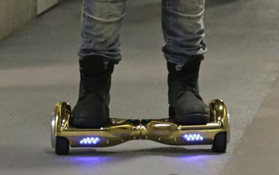 Hoverboard AP