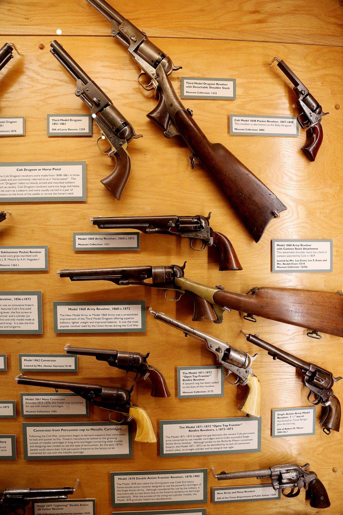 Colt Dragoon Ballistics