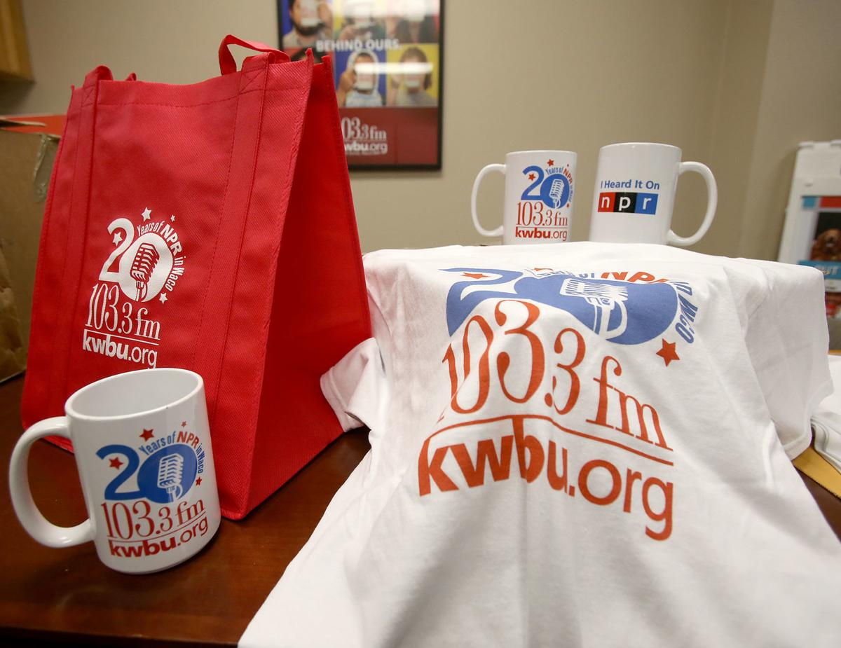 kwbu 20th anniversary merchandise