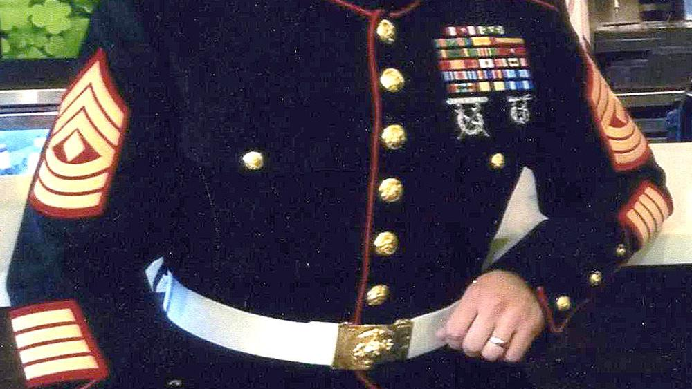 Connally grad promoted to Marine sergeant major | Local News
