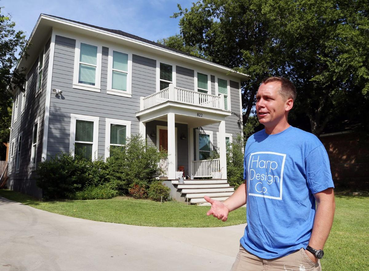 Fixer Upper houses be ing popular vacation rentals around Waco