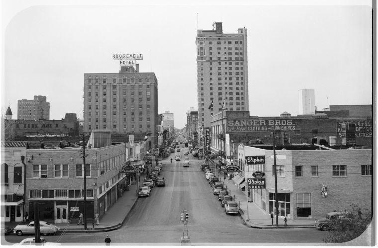 Archivist Shares Rare Images Of 1953 Waco Tornado