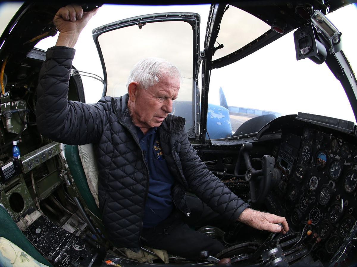 'Always' B-26 air tanker
