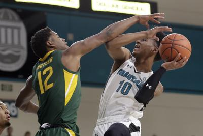 Baylor Coastal Carolina Basketball