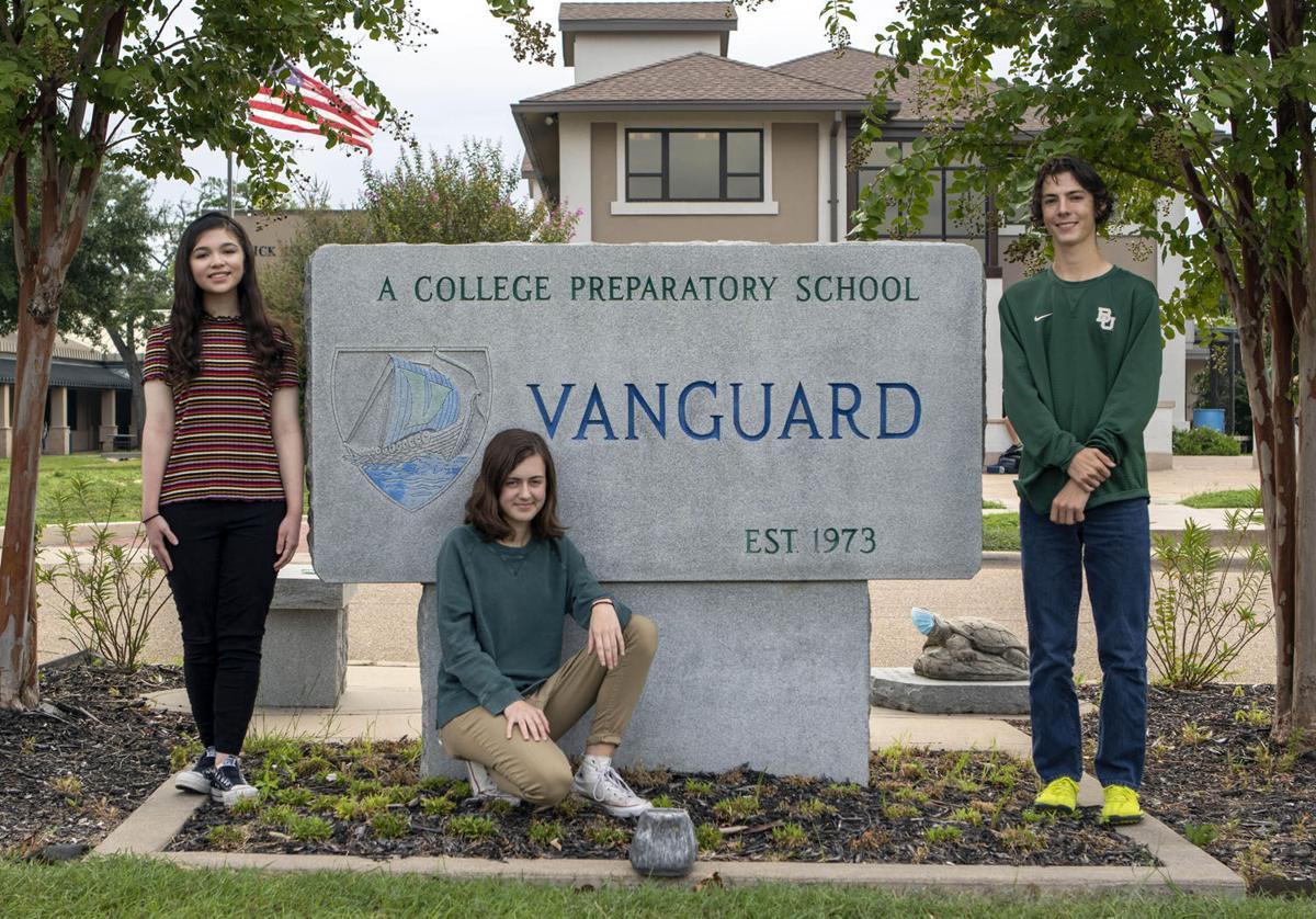 Vanguard Commended Scholars