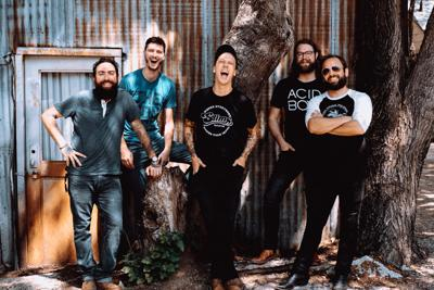 Alt-country band American Aquarium embraces challenges with