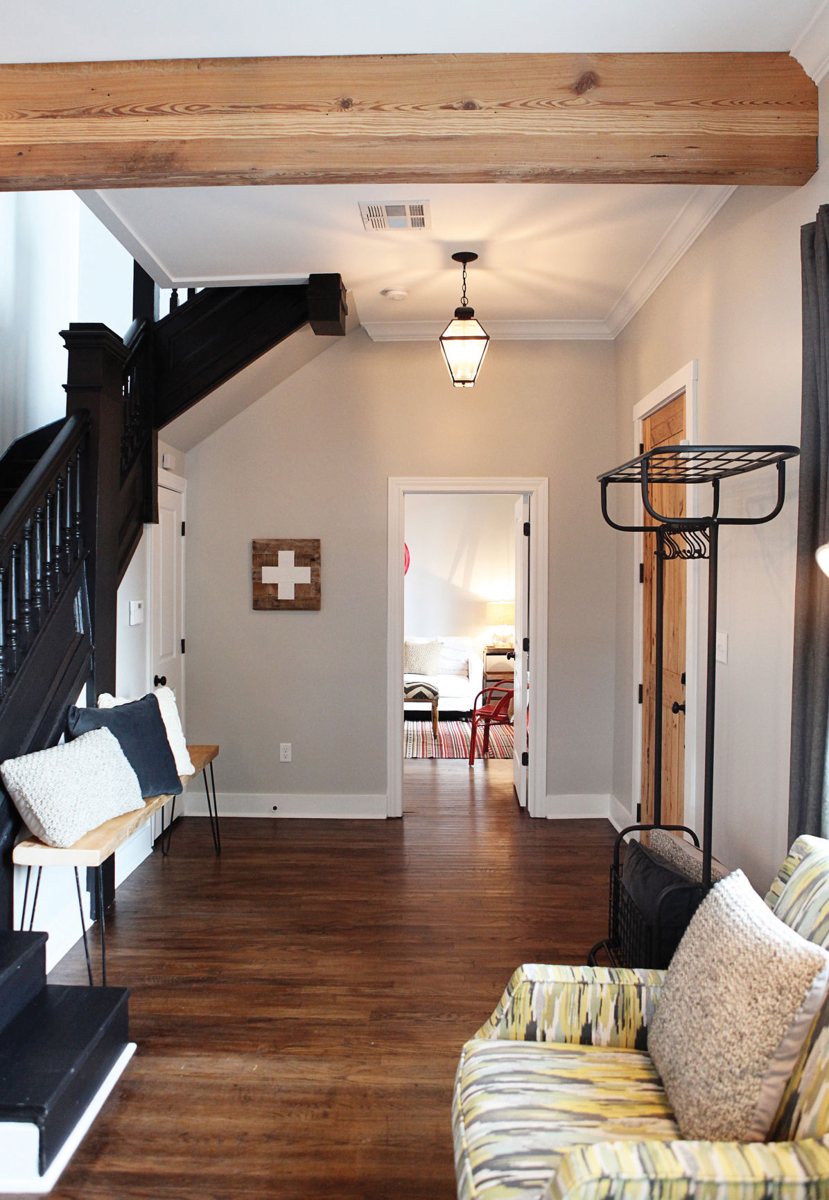 Harp House Gains New Purpose Fixer Upper Home Now Vacation Rental
