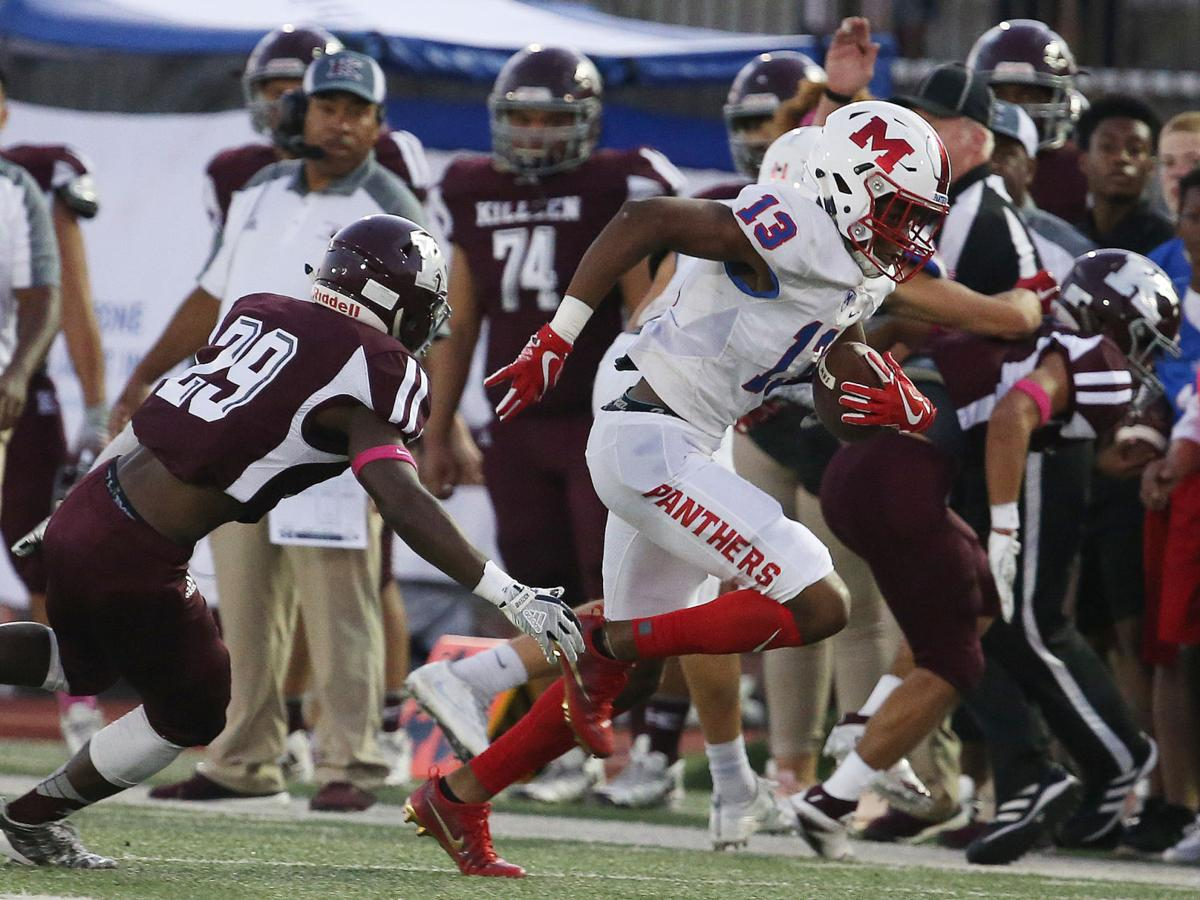Midway stays undefeated in district play with win over Killeen, 42-10