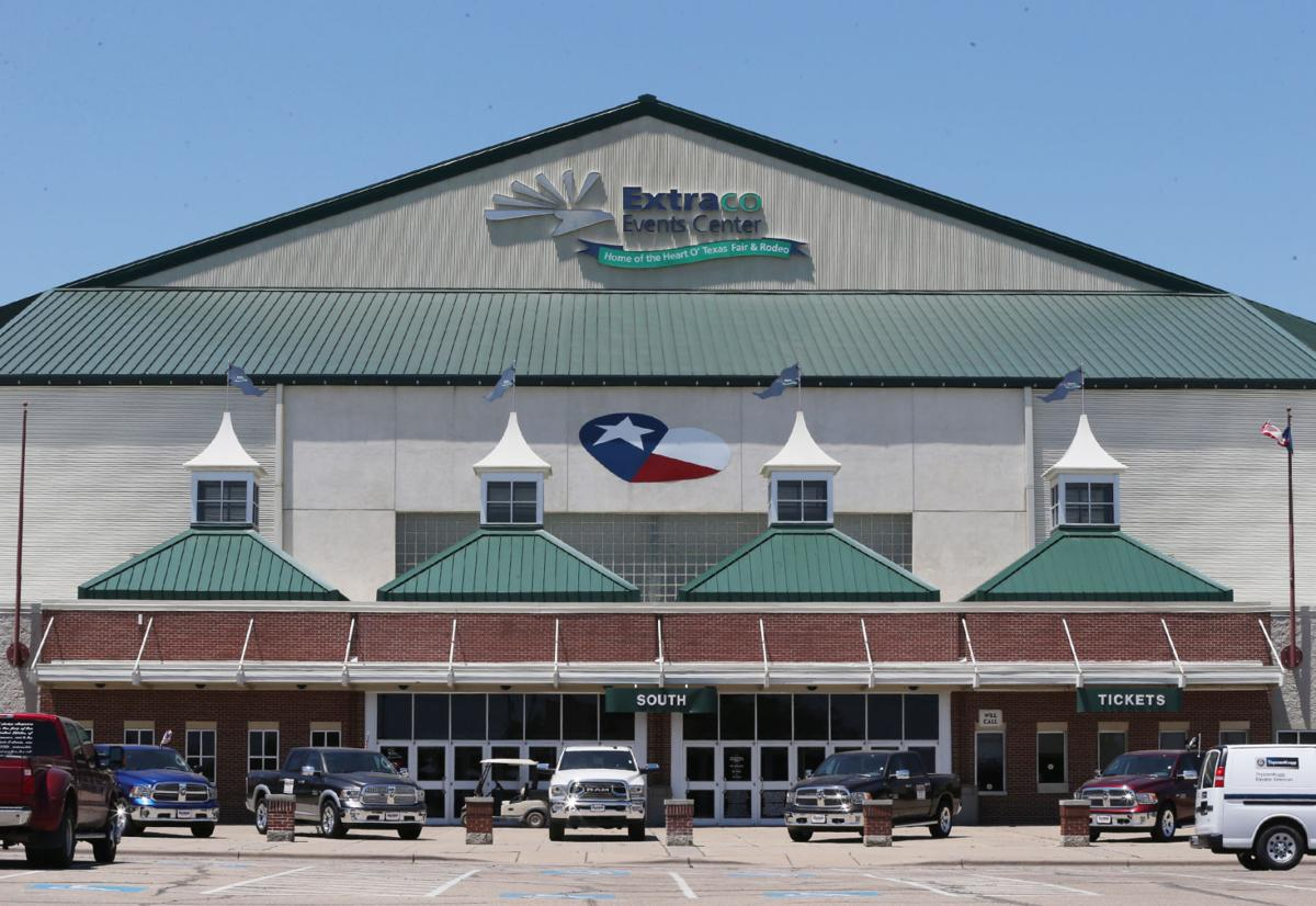 Extraco Events Center bond election