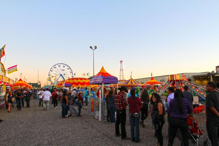 Hot Fair Amp Rodeo Returns Attractions Excitement At