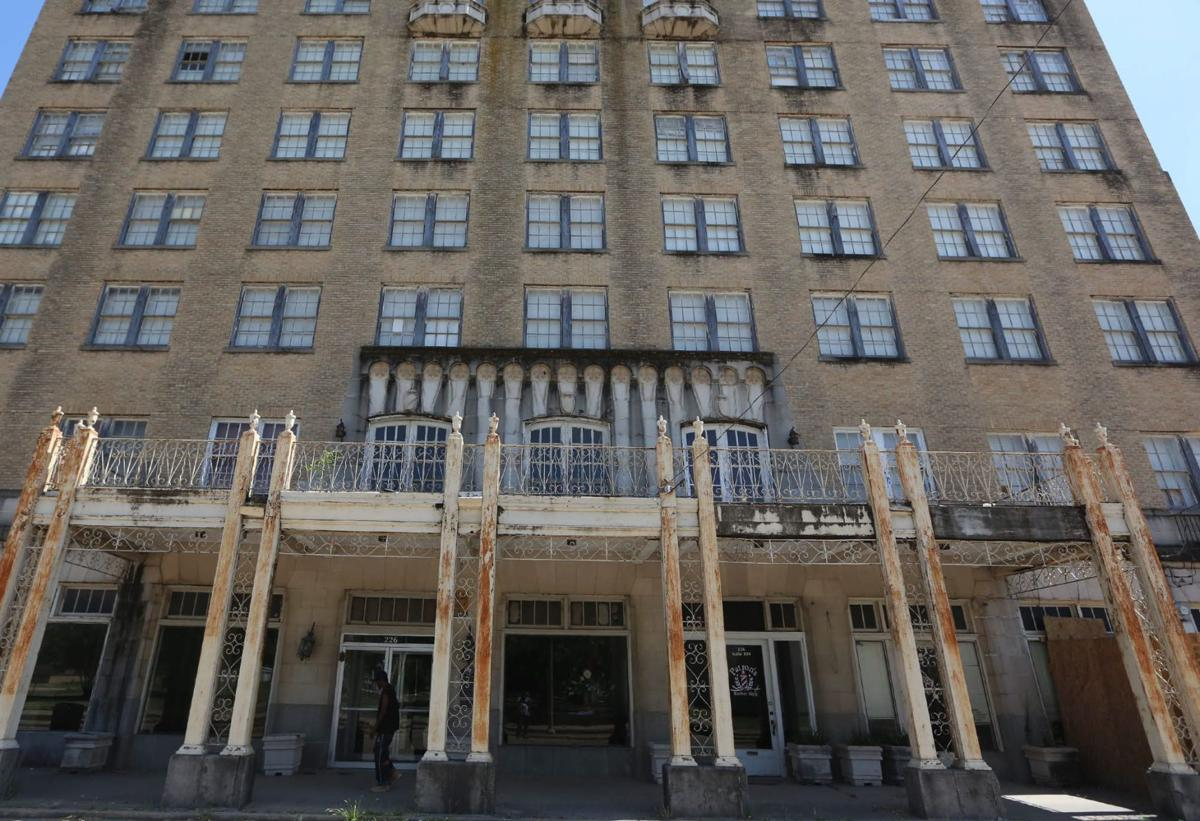 Houston Group Looking To Invest In Falls Hotel Mineral Water Well Marlin