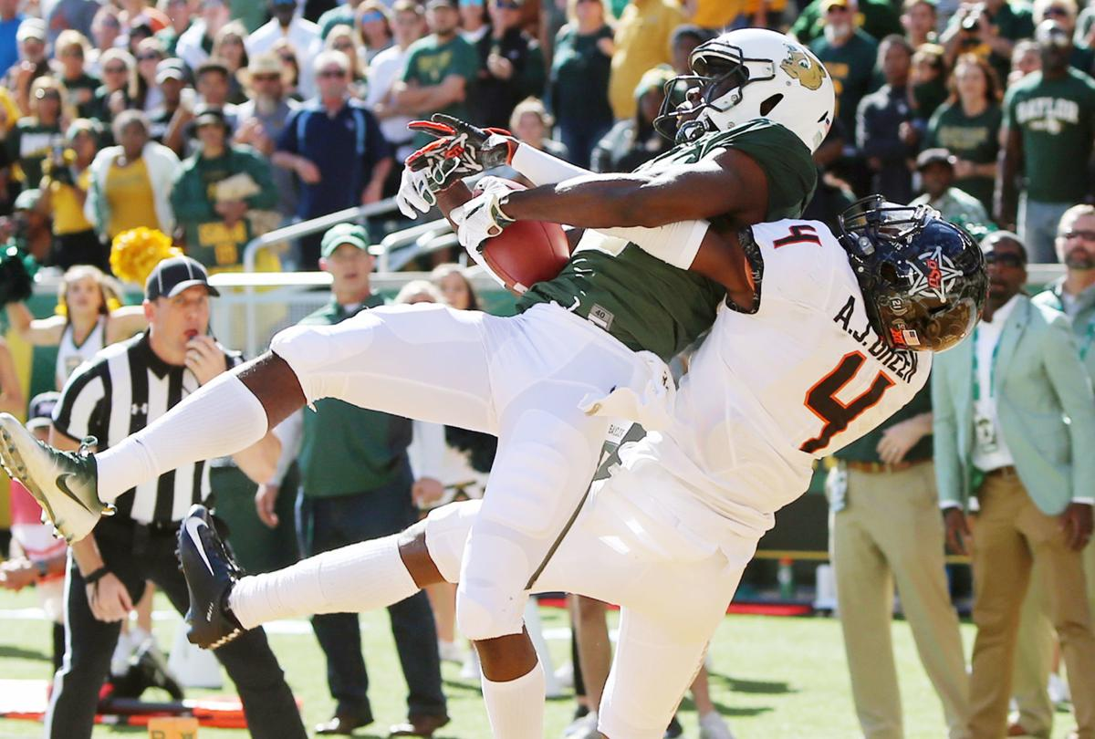 Oklahoma St Baylor Football