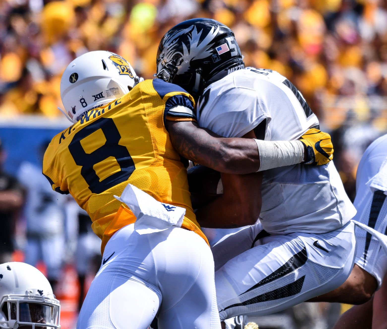 Virginia Tech edges West Virginia 31-24