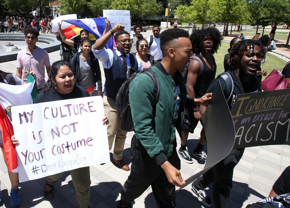 baylor protest