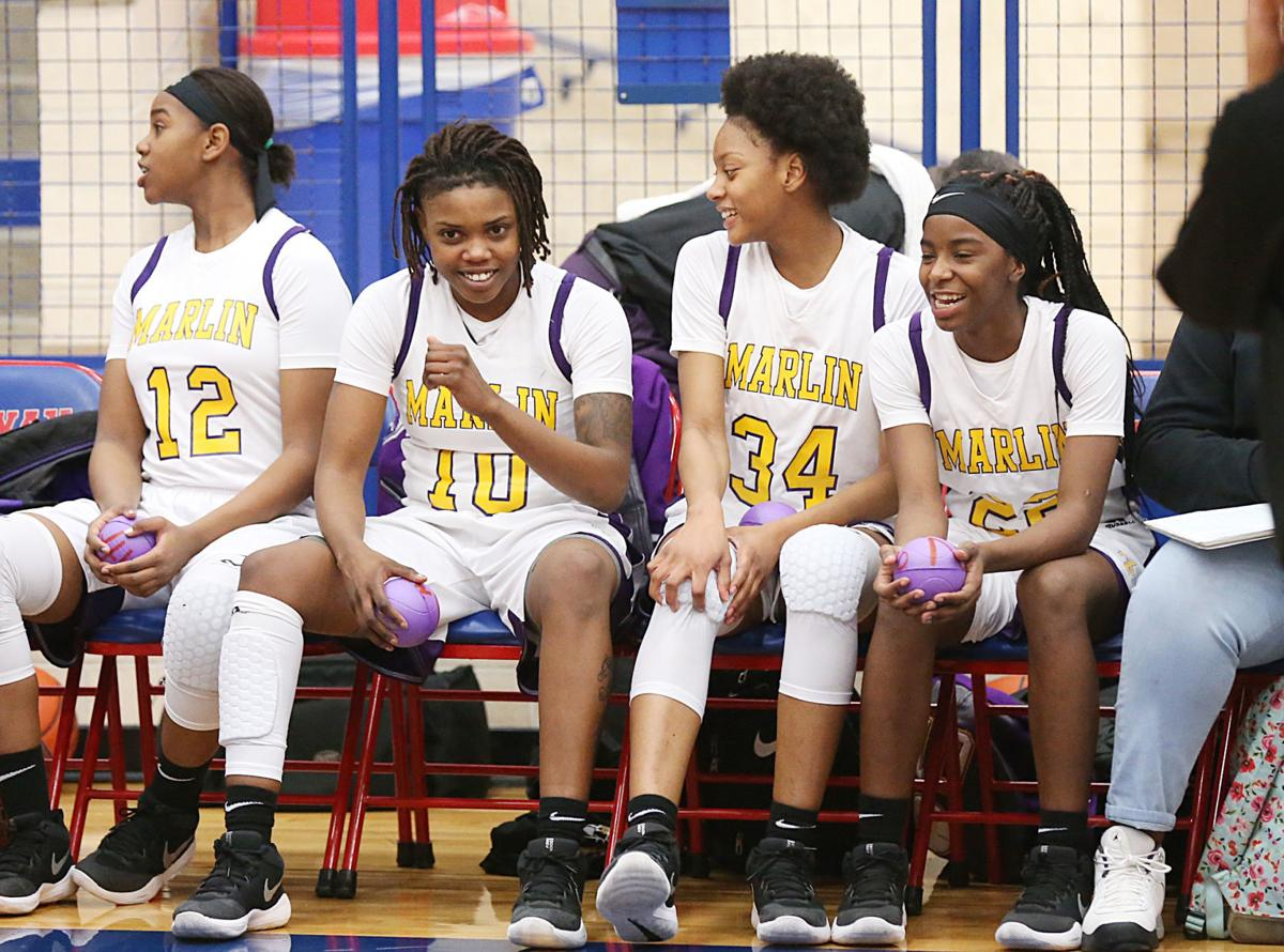 Marlin state girls basketball