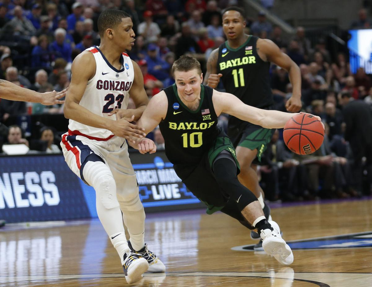 Baylor Men Vs Gonzaga Syracuse In Ncaa Tournament March