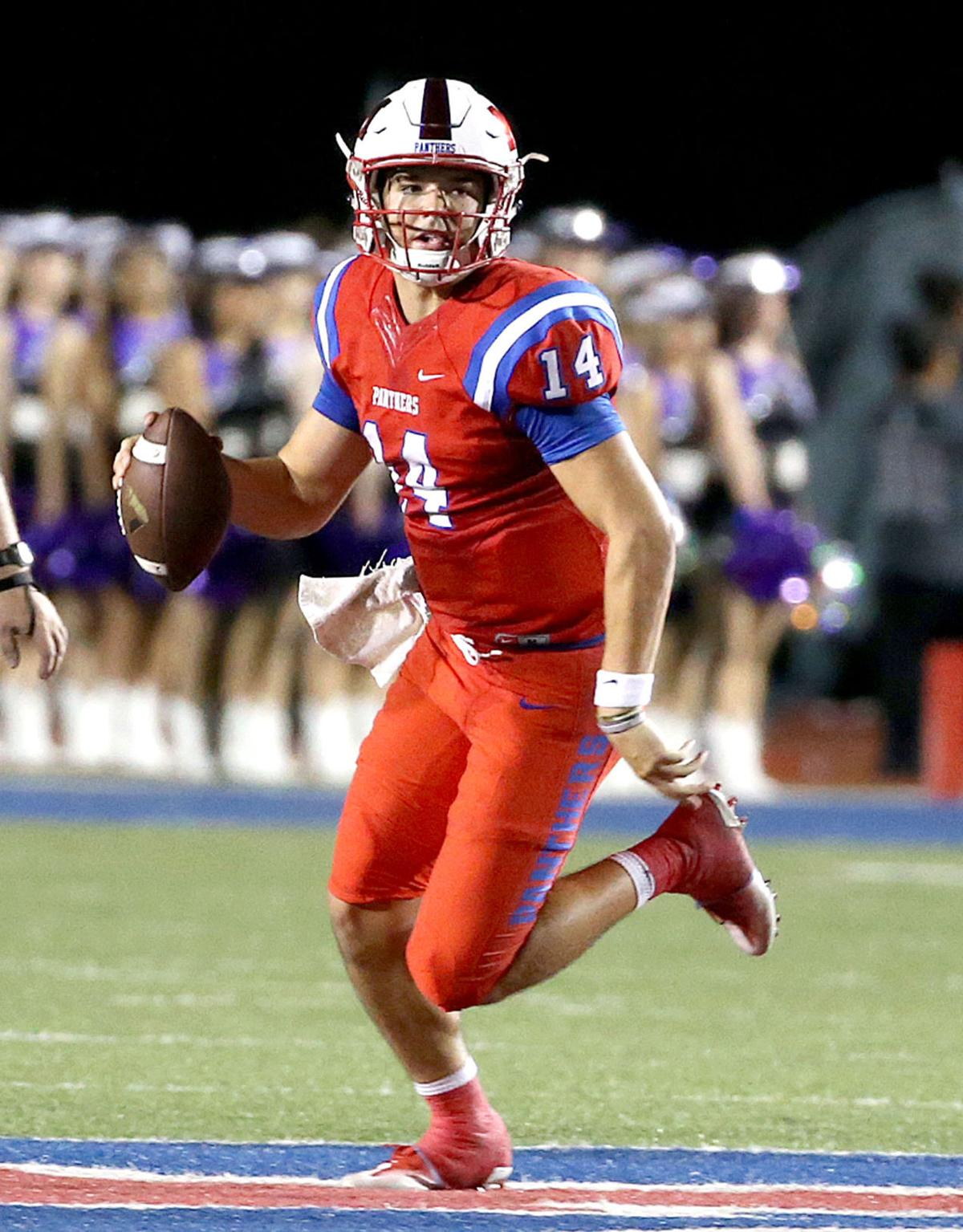 High school notebook: Midway's Mordecai up for Mr. Texas ...