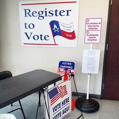 Early voting starts Tuesday