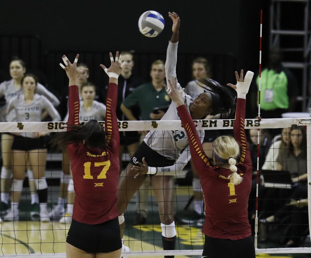 Baylor Iowa Volleyball (copy)