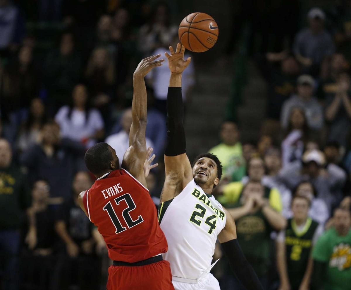 No 5 Baylor men spoil Red Raiders upset bid 65 61
