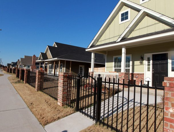 Pocket neighborhoods give homebuyers urban alternative ...