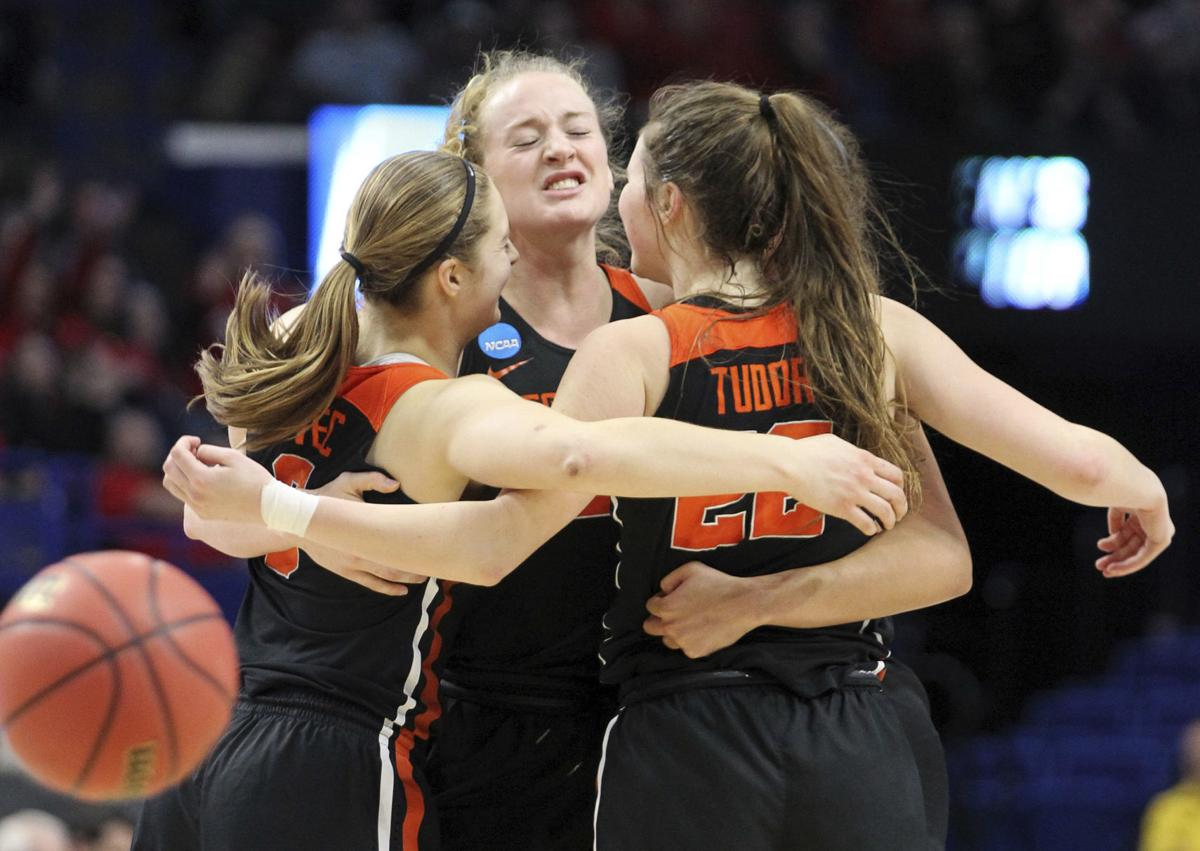 'We weren't Baylor' — Lady Bears bounced by Oregon State in Sweet 16, 72-67    Lady Bears Basketball   wacotrib.com