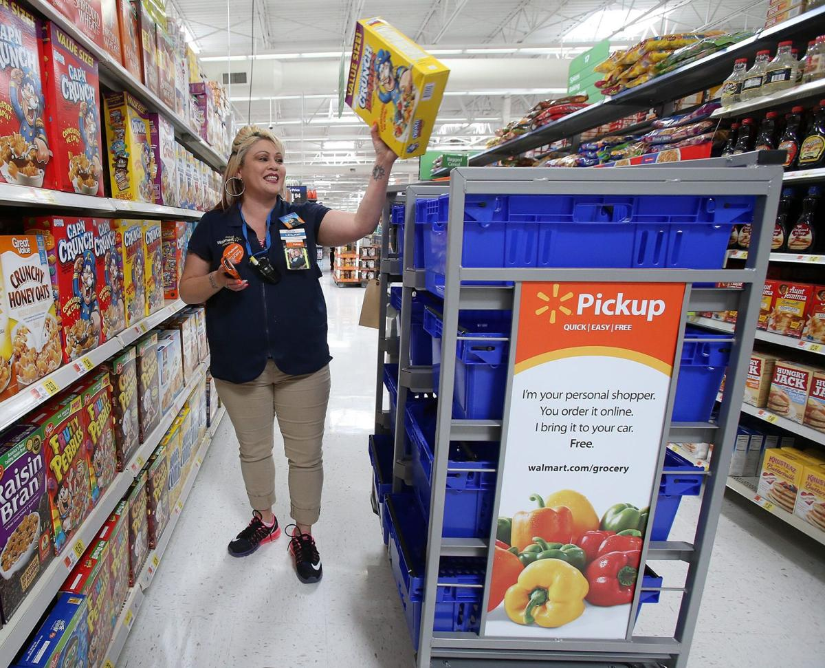 Wal-Mart to fill online grocery orders | Business | wacotrib com