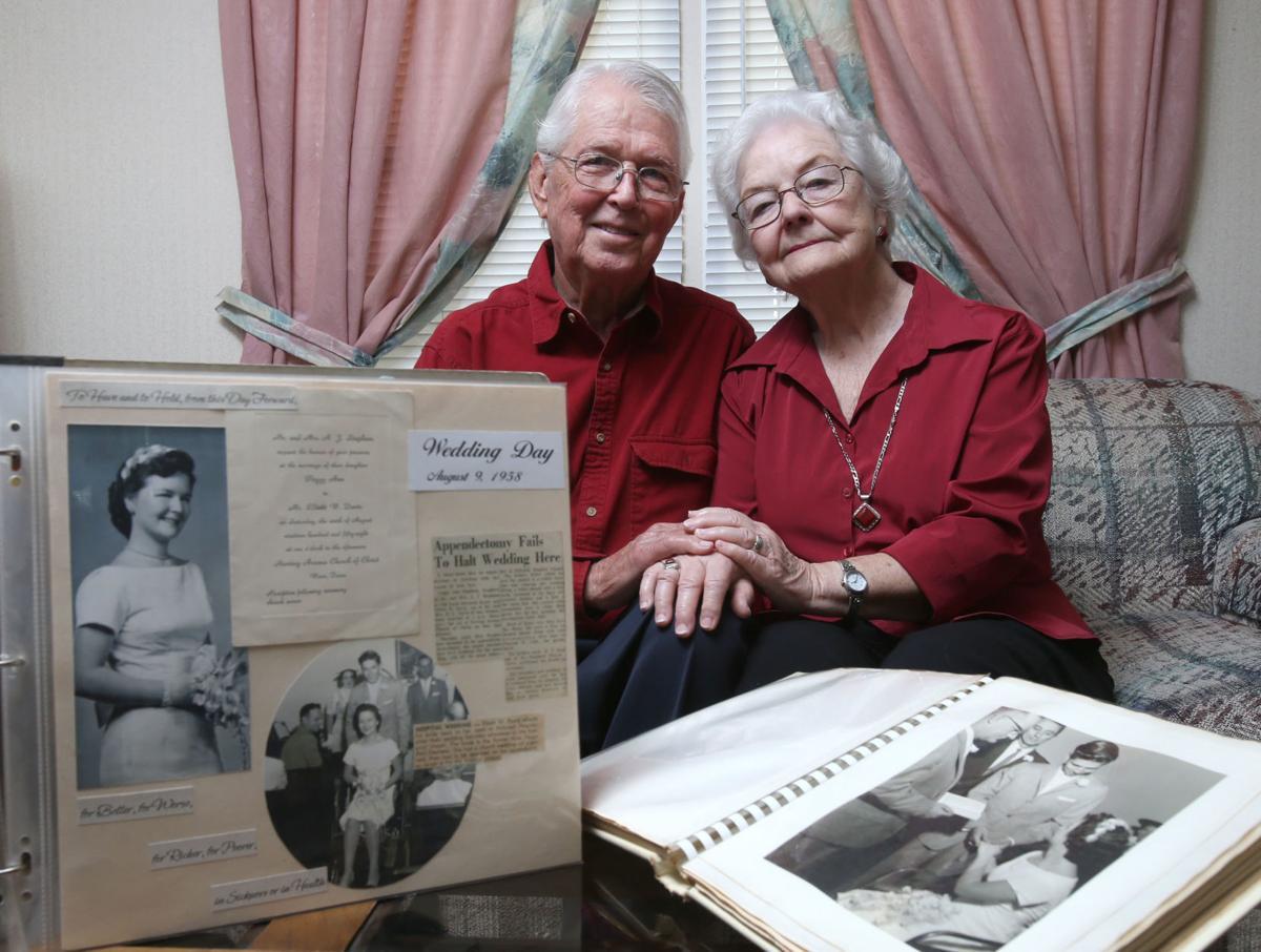 Peggy and Elliott Davis