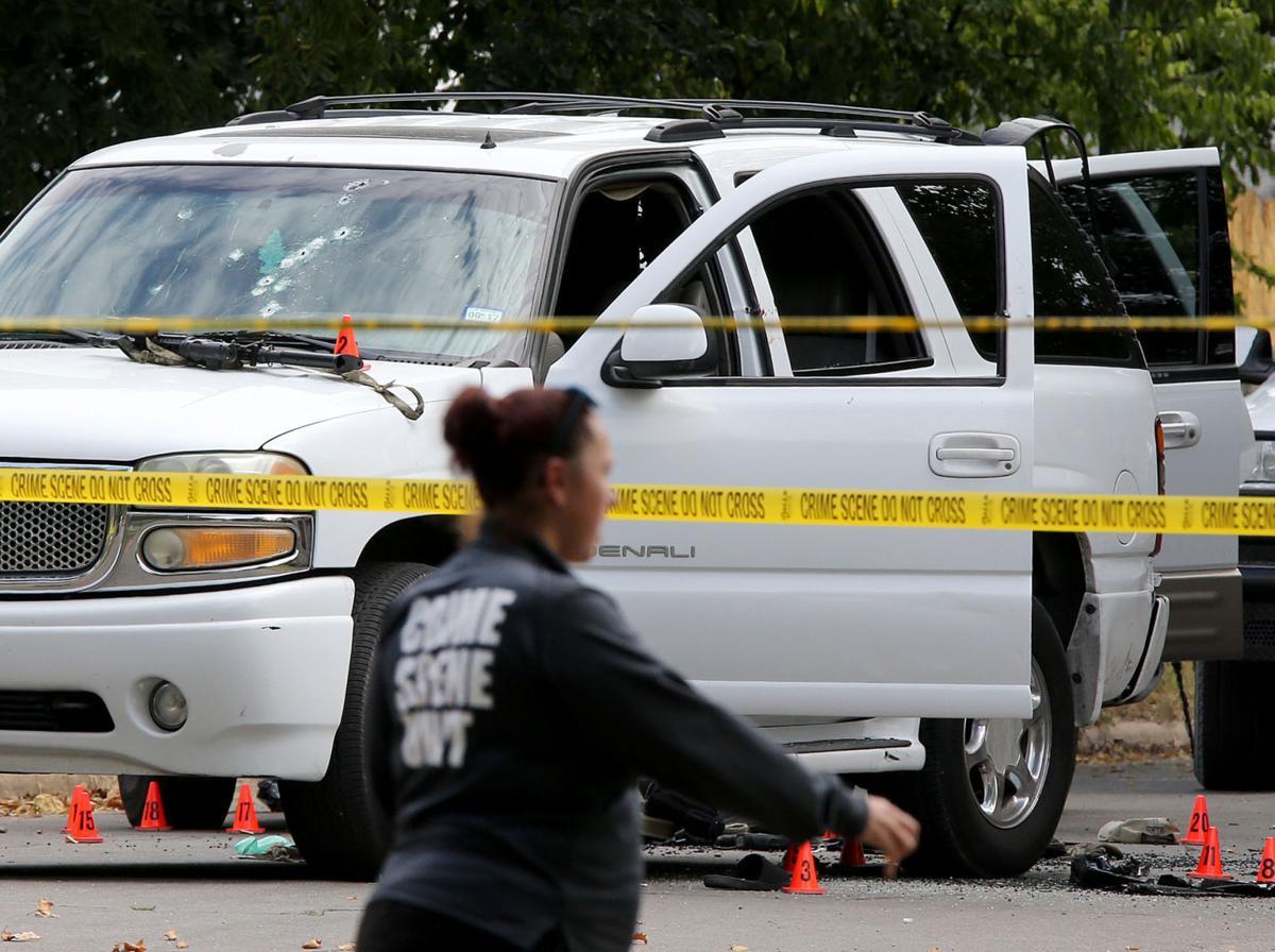 suspected drug dealer runs over officer, is shot and killed