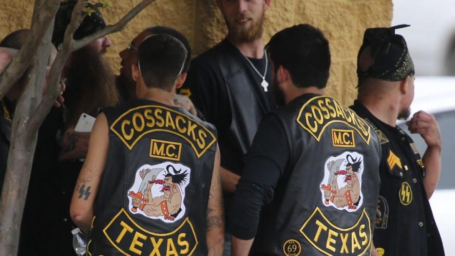 Jurors hear recording of Bandidos leader declaring war on