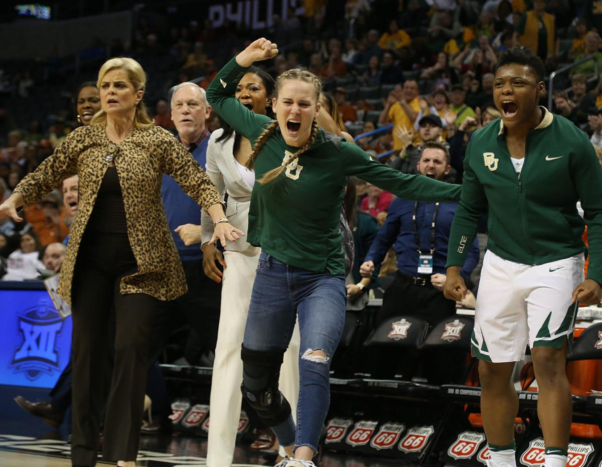 Baylor Texas womens Big 12 Championship 2018