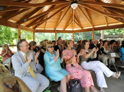 Cameron descendants enjoy park's legacy in Waco