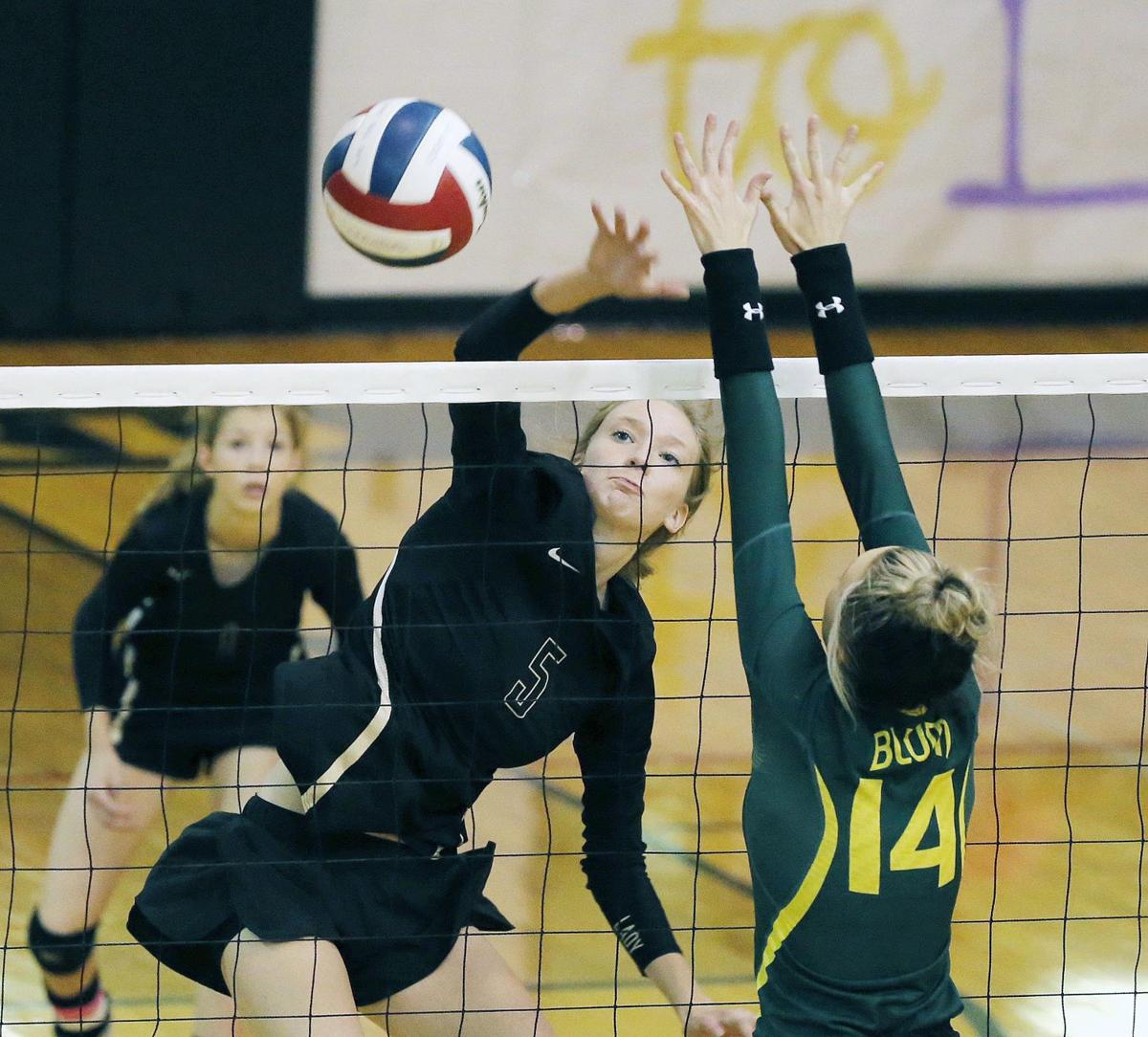 Crawford volleyball