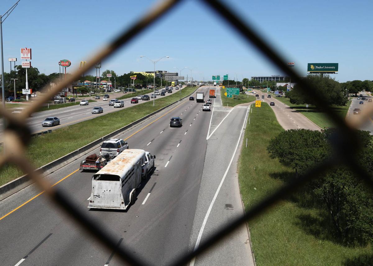 Interstate 35 northbound